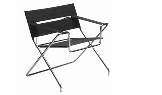 Tecta - Breuer D4 Folding Chair by Marcel Breuer ...