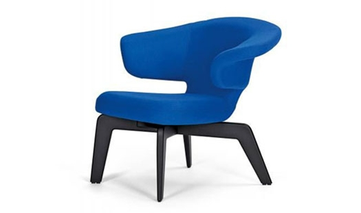 classicon munich lounge chair by sauerbruch hutton northern icon. Black Bedroom Furniture Sets. Home Design Ideas