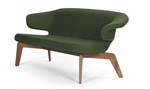 Classicon munich sofa by sauerbruch hutton northern icon for Sofa munchen design