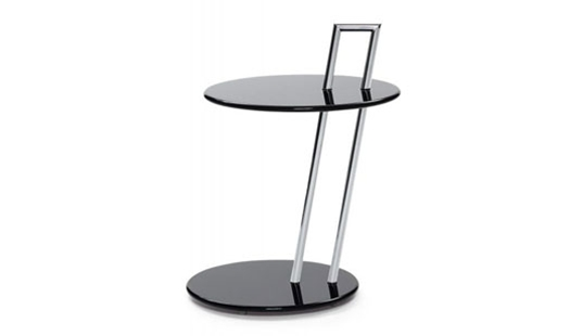classicon occasional table by eileen gray 1927 northern icon. Black Bedroom Furniture Sets. Home Design Ideas