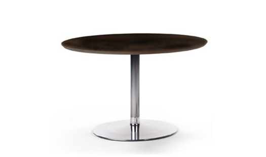 Artifort circle table by pierre paulin northern icon for Table circle