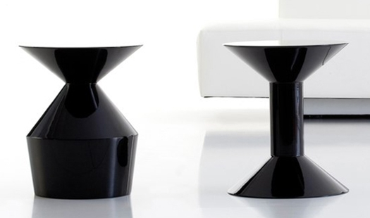 Viccarbe Shape Stool Model O By Jorge Pensi Northern Icon