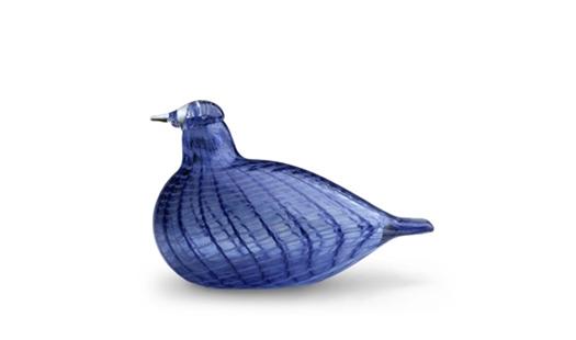 Iittala - Blue Bird by Oiva Toikka
