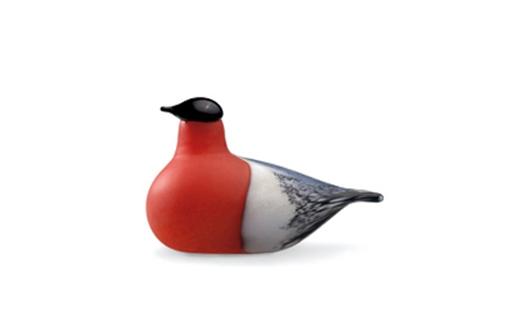 Iittala - Bullfinch by Oiva Toikka