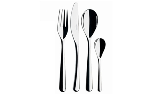 Piano Box Set - Piano Flatwear Cutlery by Renzo Piano