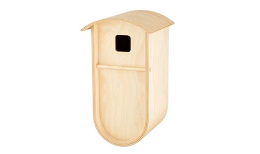 Arcamita - Nest Birdhouse by Gary Cruce