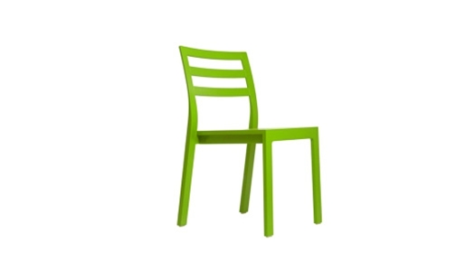 Hussl - ST10 Stacking Chair by Hussl & Arge2