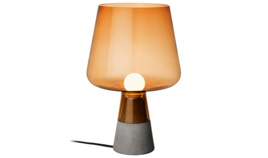 Iittala - Leimu Lamp 380mm Copper by Magnus Pettersen