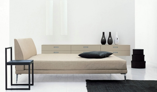 Cappellini Bed By Jasper Morrison Northern Icon