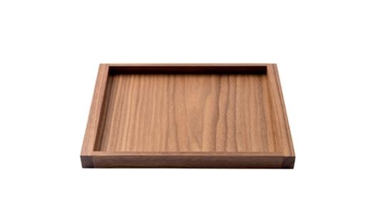 Krobo Tray Wood Large