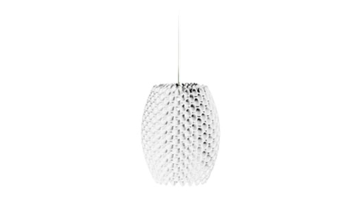 MGX  by Materialise - Ratio Pendant by Naomi Kaempfer