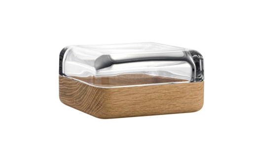 Iittala – Vitriini 108mm Clear Oak by Anu Penttinen