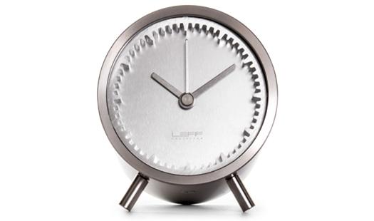 Tube Clock Steel