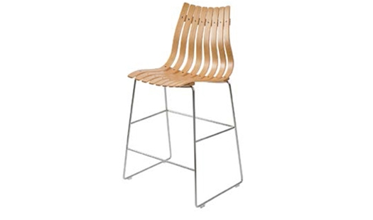 Scandia Bar Stool 65cm