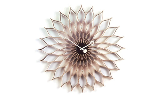 Vitra - Sunflower Wall Clock by George Nelson