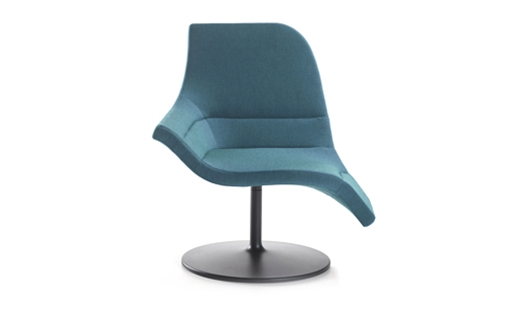 Artifort – Gemini Swivel Chair by UNStudio - Ben van Berkel