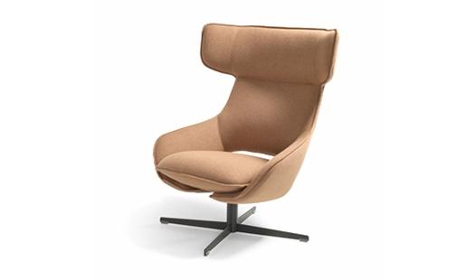 Artifort – Kalm Comfort Lounge Chair by Patrick Norguet
