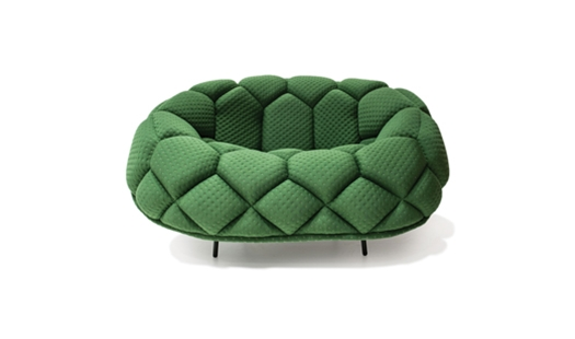 Established And Sons – Quilt Armchair by Ronan & Erwan Bouroullec