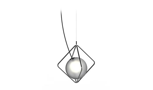 Brokis – Jack O' Lantern Single Pendant Frame L PC1082 by Lucie Koldova