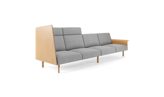 Viccarbe - Sistema Sofa by Lievore Altherr Molina