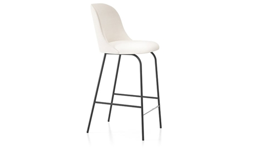 Viccarbe - Aleta Counter Stool High-back by Jaime Hayon
