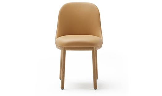 Viccarbe - Aleta Chair Wooden Base by Jaime Hayon