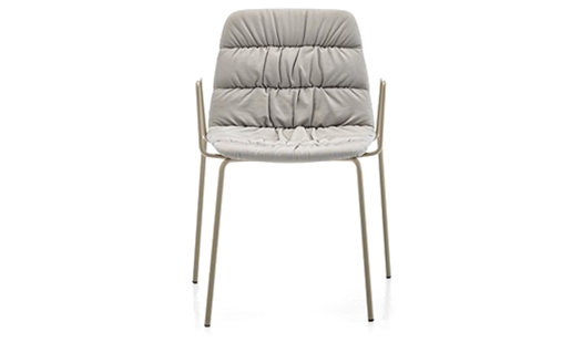 Viccarbe - Maarten Armchair 4 Legs Base by Victor Carrasco