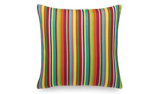 Vitra - Maharam Millerstripe Multicolored Bright by Alexander Girard