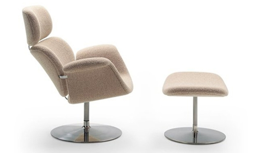 Artifort Tulip Fauteuil.Tulip Lounge Chair