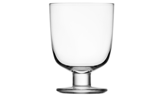 Iittala - Lempi Glass 34cl Clear by Matti Klenell