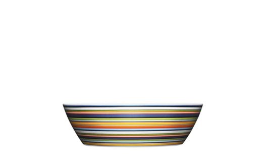 Iittala - Origo Bowl 2.0L  Orange by Alfredo Häberli