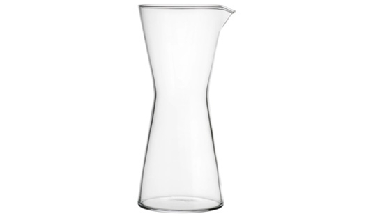 Iittala - Kartio Pitcher 95cl Clear by Kaj Franck