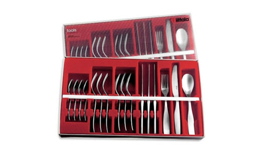 Iittala - Citterio 98 Set of 16 Pieces - Flatwear Cutlery by Antonio Citterio & Oliver Löw