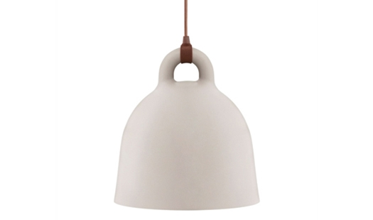 Normann Copenhagen -Bell Lamp by Andreas Lund & Jacob Rudbeck