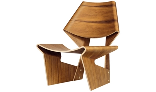 Lange Production - GJ Bow Chair - Teakby Grete Jalk