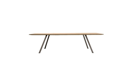 Hussl Solid T Table By Franz Polzhofer Northern Icon