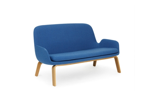 Era Sofa Wood Base