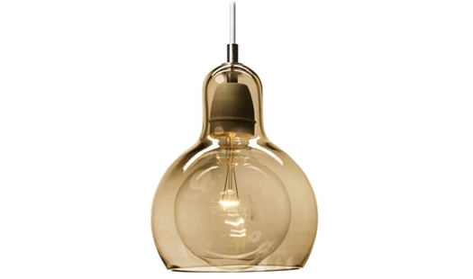 &Tradition - Mega Bulb Gold SR2 by Sofie Refer
