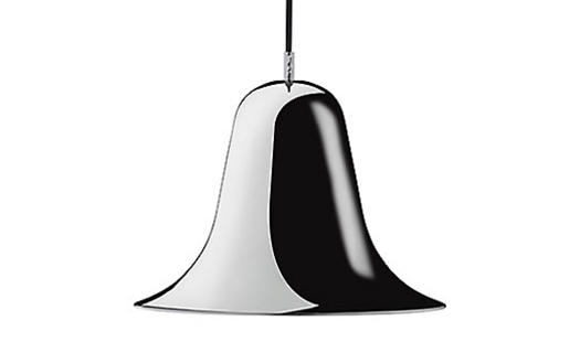 Pantop Pendant Black Chrome