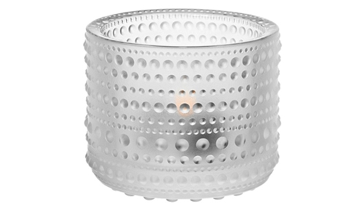Kastehelmi Votive Matt Frosted