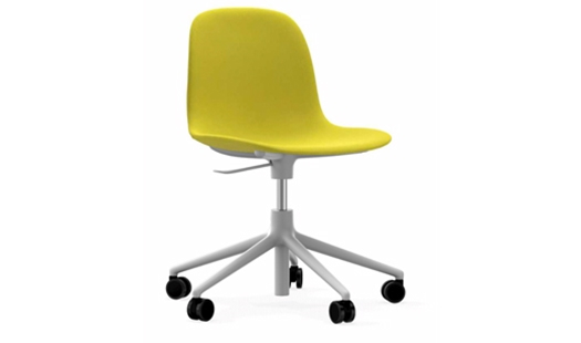 Form Chair Swivel with Castors