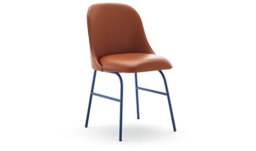Viccarbe - Aleta Chair Metal Base by Jaime Hayon