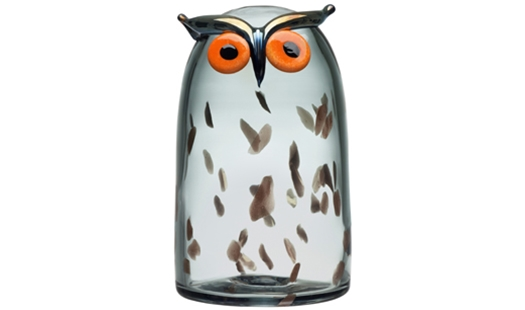 Iittala - Long-eared Owl by Oiva Toikka
