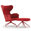 Bd Barcelona - Lounger Lacquered Shell by Jaime Hayon