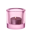 Iittala – Kivi Votive Pale Pink 60mm by Heikki Orvola