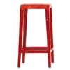 Cappellini – Mr. B High Stool by Francois Azambourg