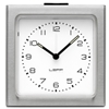 LEFF - Block Alarm Clock White Arabic by Erwin Termaat