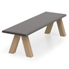 Viccarbe - Trestle Bench by John Pawson