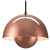 FlowerPot Pendant VP1 - Polished Copper