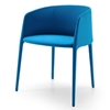 MDF Italia – Achille Armchair  by J. M. Massaud
